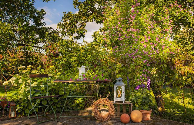 5 jardins pour s 39 inspirer jardinage blog am nagement. Black Bedroom Furniture Sets. Home Design Ideas